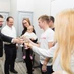 Вручение сертификатов о прохождении курса CBT-Belastium в Киеве - 11 фото