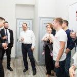 Вручение сертификатов о прохождении курса CBT-Belastium в Киеве - 12 фото