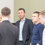Вручение сертификатов о прохождении курса CBT-Belastium в Киеве - 14 фото