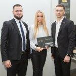 Вручение сертификатов о прохождении курса CBT-Belastium в Киеве - 15 фото