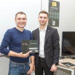 Вручение сертификатов о прохождении курса CBT-Belastium в Киеве - 17 фото