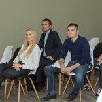 Вручение сертификатов о прохождении курса CBT-Belastium в Киеве - 5 фото