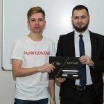 Вручение сертификатов о прохождении курса CBT-Belastium в Киеве - 6 фото