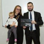 Вручение сертификатов о прохождении курса CBT-Belastium в Киеве - 7 фото