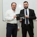Вручение сертификатов о прохождении курса CBT-Belastium в Киеве - 8 фото