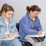 Семинар по финансовой грамотности в ЦБТ-Черновцы - 9 фото