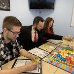 Бизнес-игра Cash Flow в ЦБТ-Львов указывает путь к финансовой свободе - 5 фото