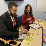 Бизнес-игра Cash Flow в ЦБТ-Львов указывает путь к финансовой свободе - 17 фото