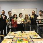 Бизнес-игра Cash Flow в ЦБТ-Львов указывает путь к финансовой свободе - 18 фото