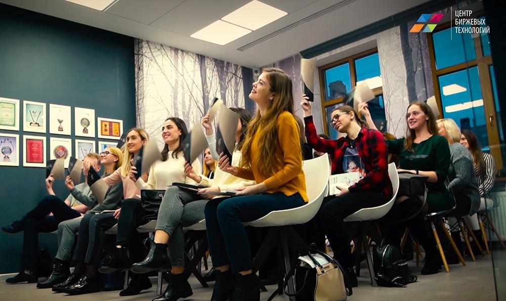 ЦБТ-Одесса открывает молодежи путь к финансовой свободе