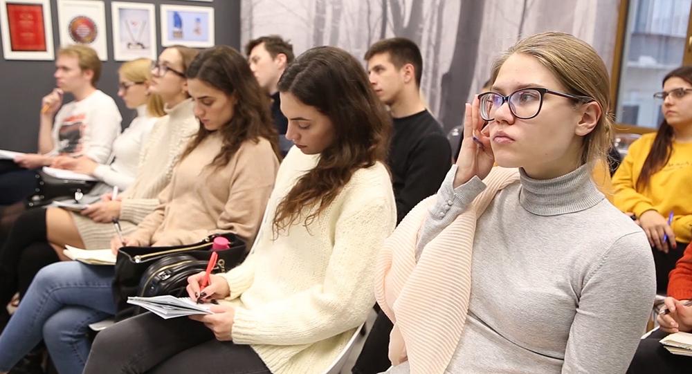 В ЦБТ-Одесса студентам рассказали, как управлять рисками и собой - фото 1