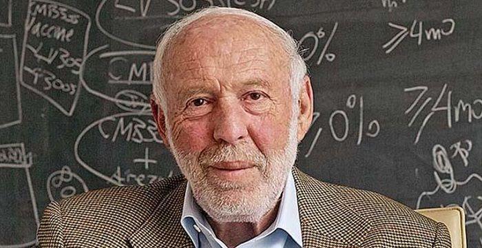 Джеймс Харріс Саймонс — математик або трейдер?