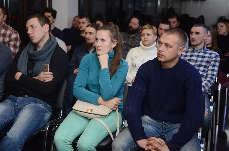 На одном дыхании. В Черновцах состоялся семинар по финансовой грамотности и инвестированию - 11 фото