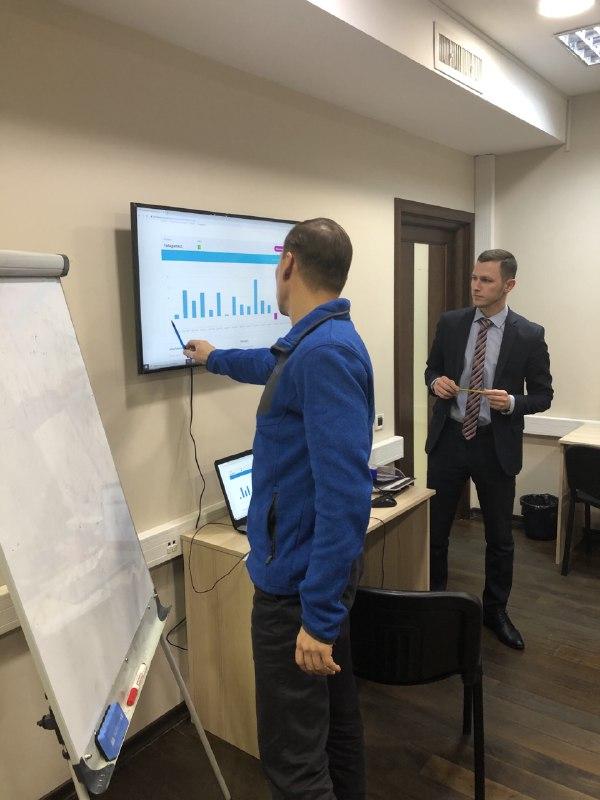 Разобраться в управлении капиталом! Офис ЦБТ в Одессе провел тест-драйв финансового рынка - 5 фото