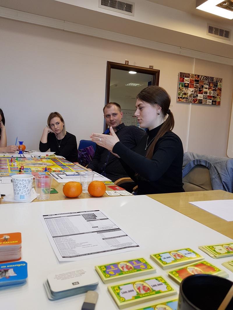 Игровой тренинг по управлению капиталом состоялся в Одессе - 2 фото