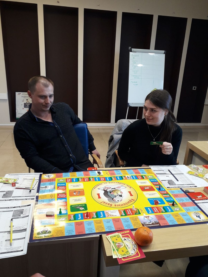 Ігровий тренінг з управління капіталом відбувся в Одесі - 3 фото
