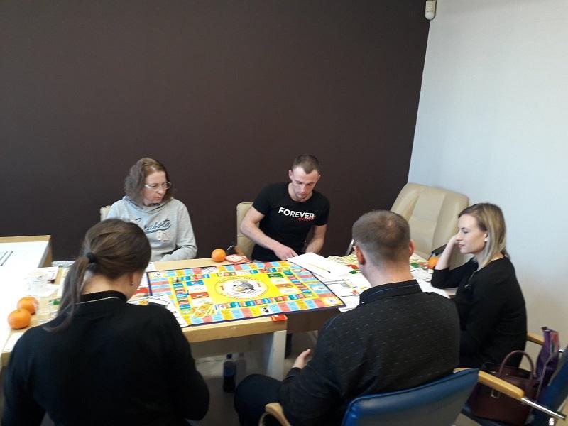 Игровой тренинг по управлению капиталом состоялся в Одессе - 5 фото