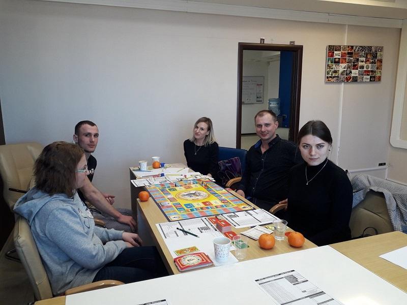 Игровой тренинг по управлению капиталом состоялся в Одессе - 8 фото