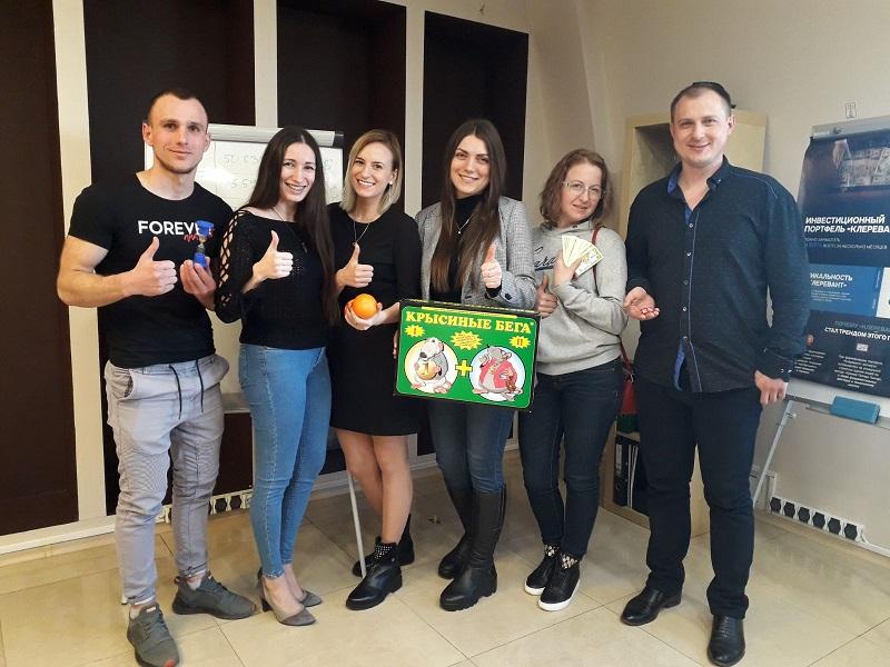 Игровой тренинг по управлению капиталом состоялся в Одессе  - фото 1
