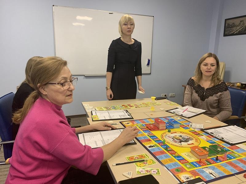 Богатеть играя! Львовские клиенты ЦБТ тренировали искусство управления капиталом - 6 фото