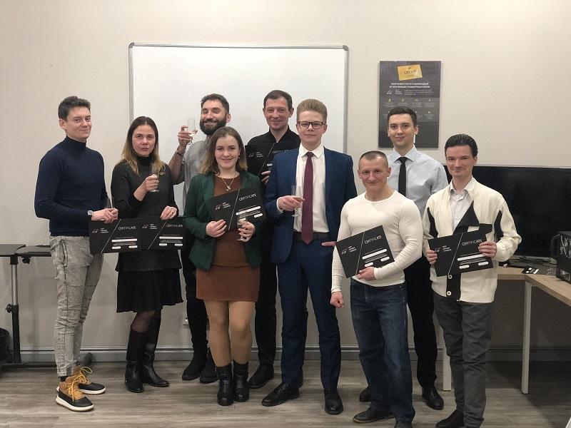 Новая профессия – новый уровень доходов! Начинающие трейдеры в Киеве получили сертификаты «ЦБТ Беластиум»