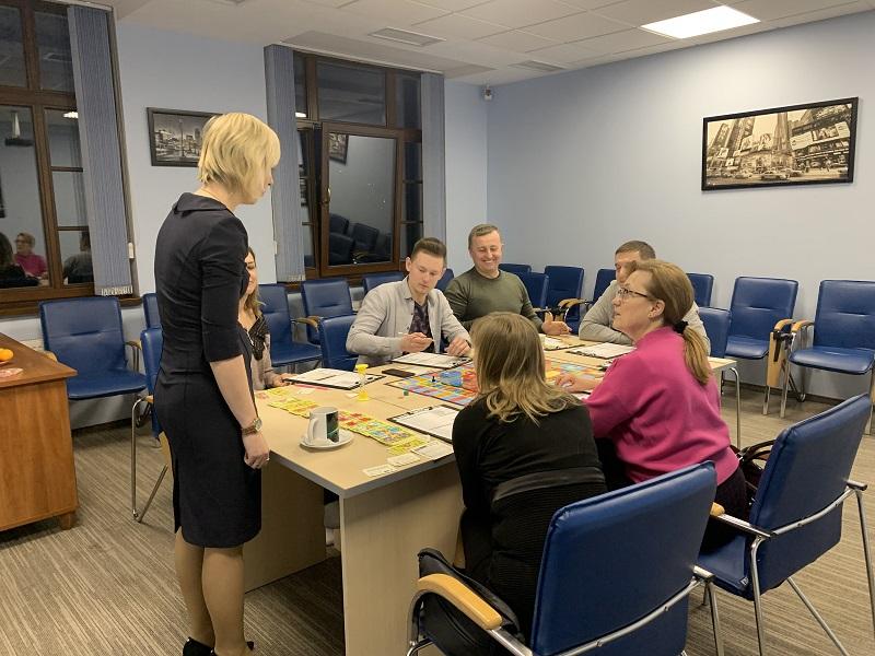 Богатеть играя! Львовские клиенты ЦБТ тренировали искусство управления капиталом - 8 фото