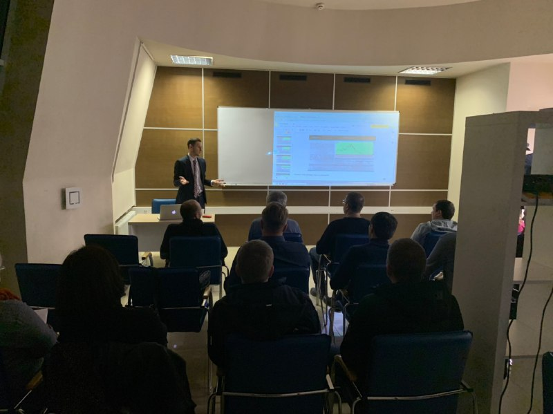 Инвестиционные идеи для фондового рынка США обсудили на мастер-классе в Одессе - 5 фото