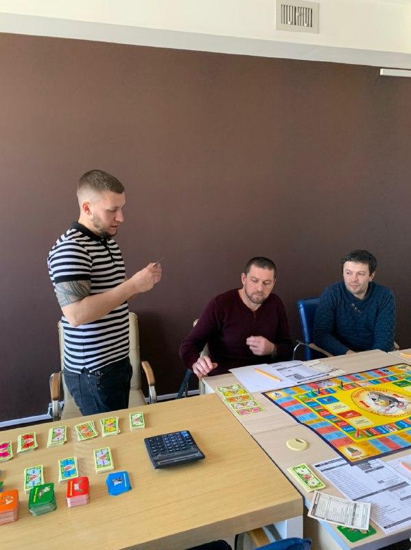 Психологію інвесторів і бізнесменів вивчали в Одесі, щоб навчитися управляти капіталом - 4 фото