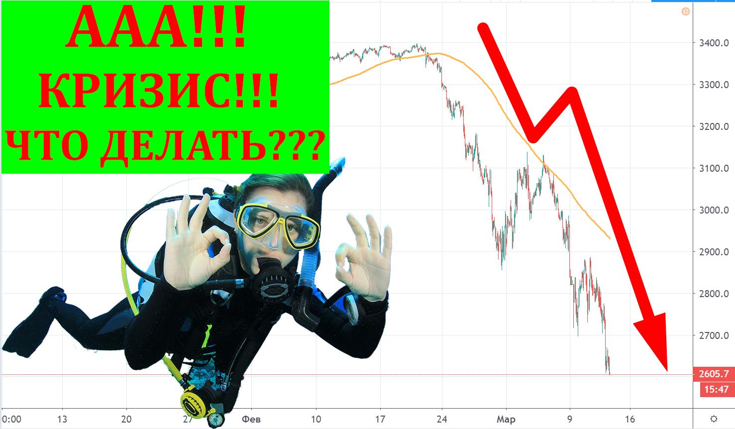 Сколько ждать падения рынка и будет ли разворот?