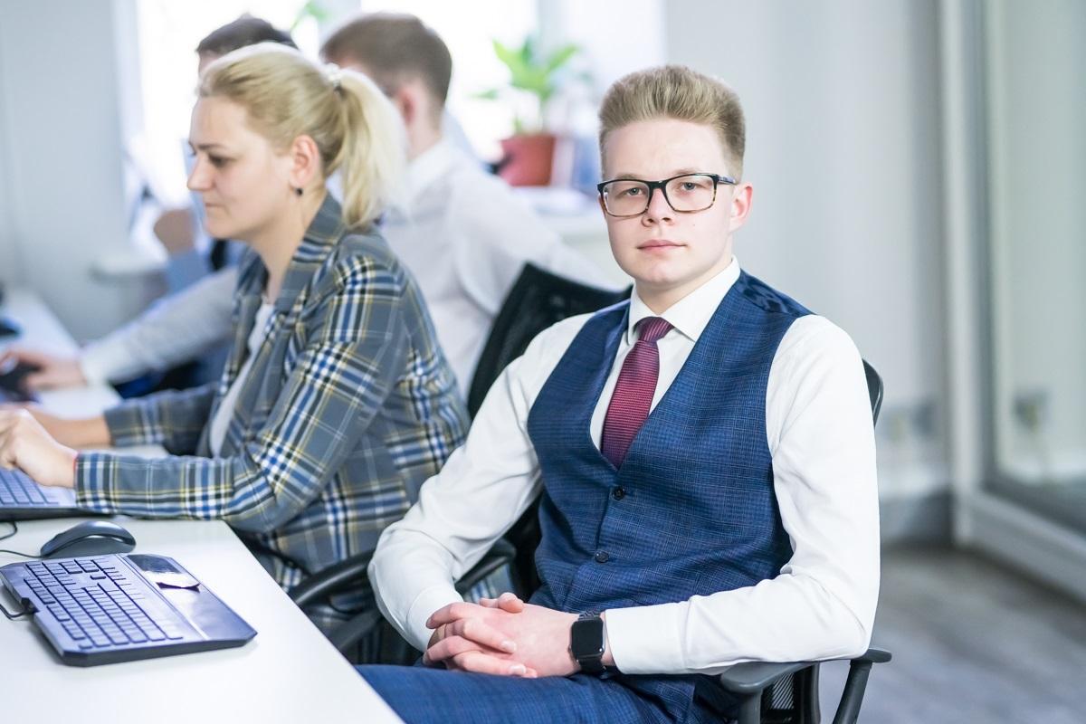 Дворжак Дмитрий Олегович