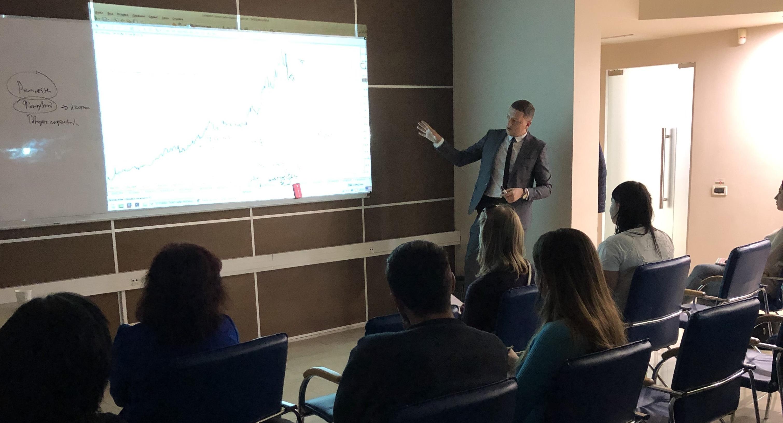 Различные способы инвестирования изучали на семинаре в Одессе