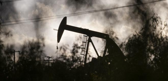 Нефть рисует дно или его просто нет?