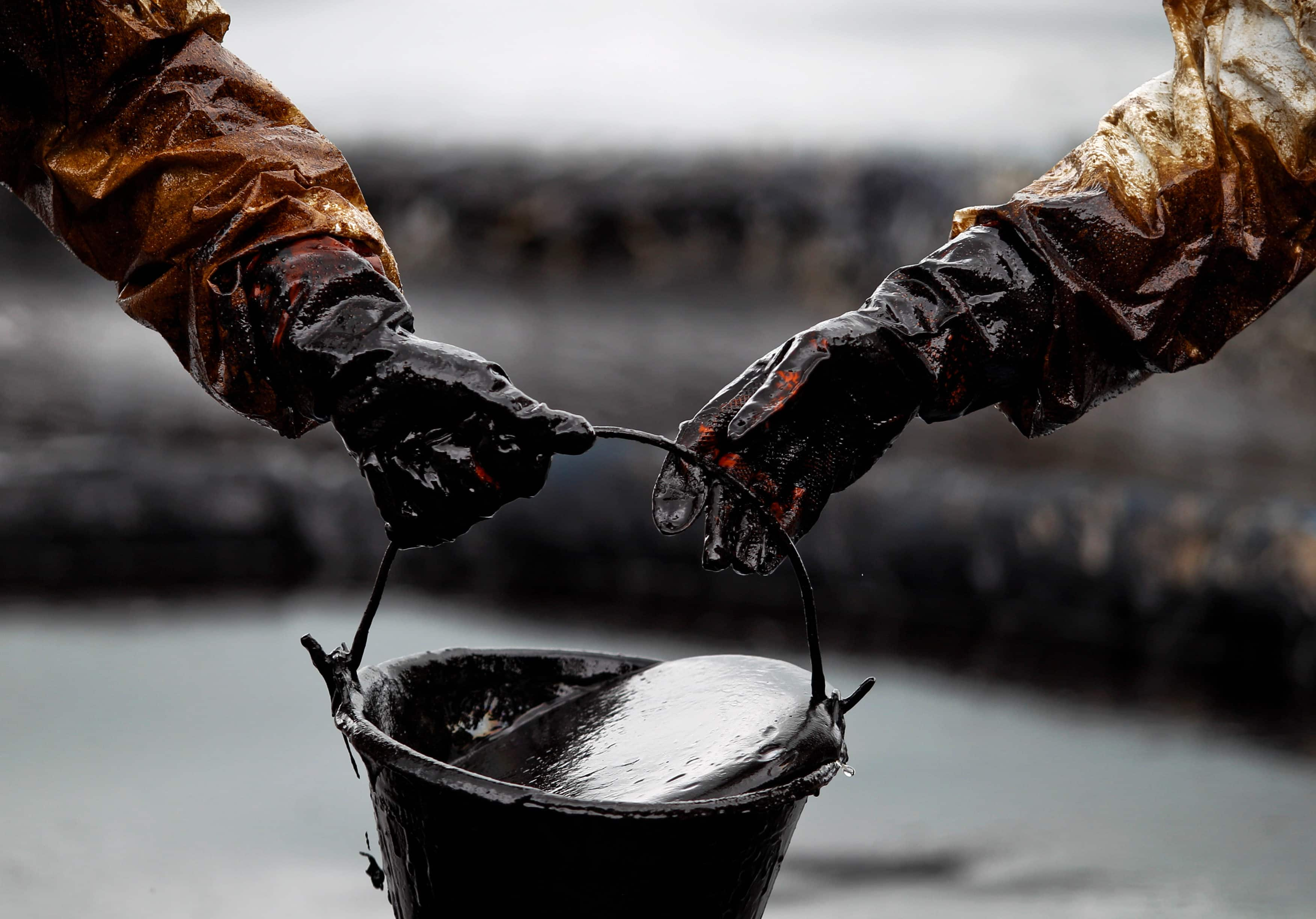 Цiль по нафтi визначена. Эквадор закрив експорт нафти.