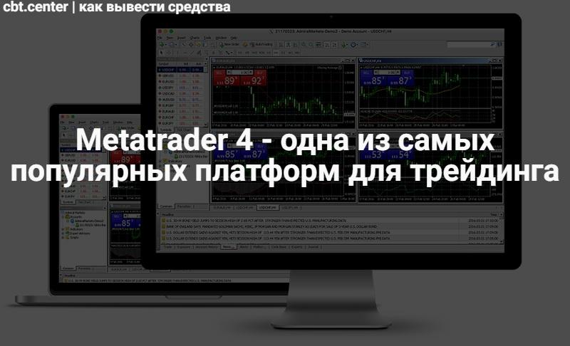 Как торговать на Метатрейдер 4