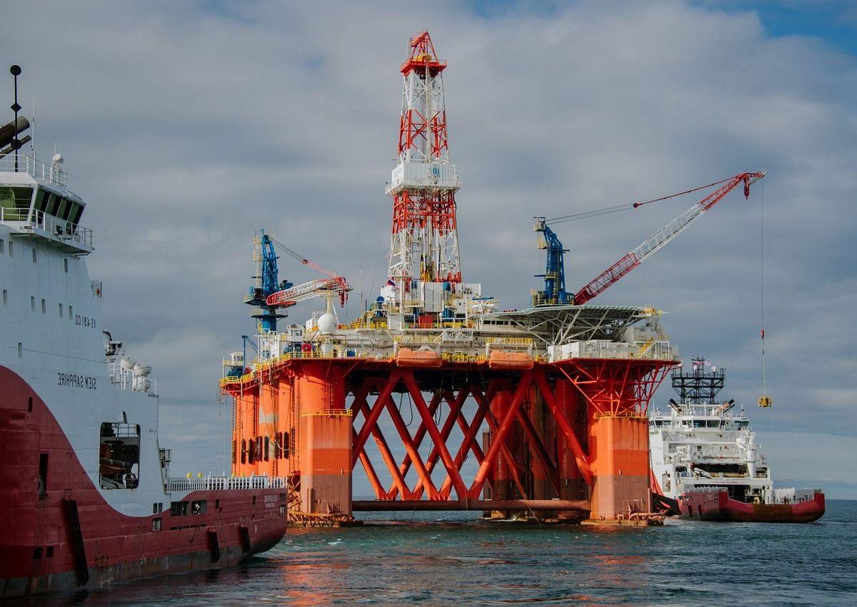 цены на нефть WTI