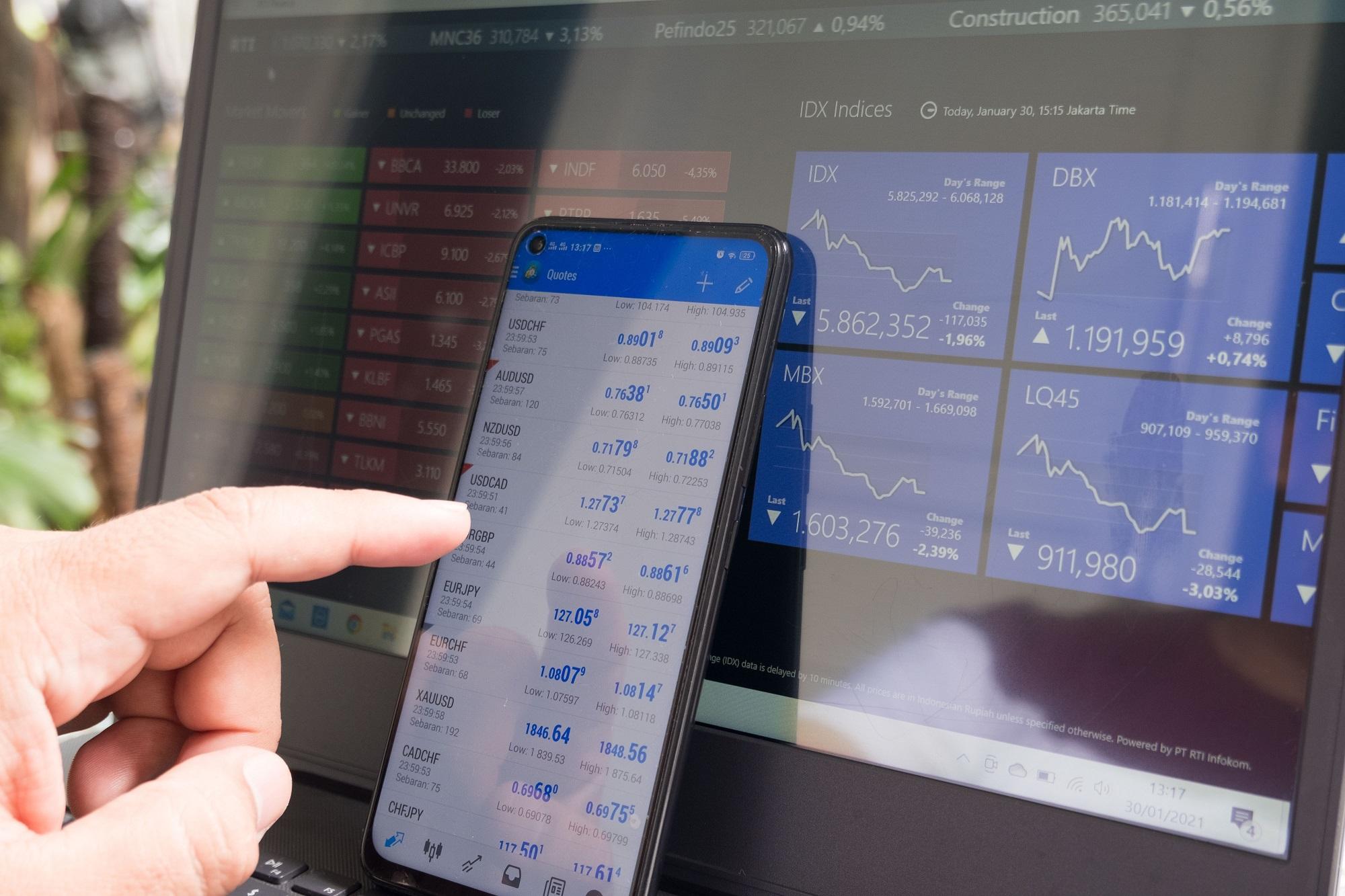 Аналітика валютного ринку