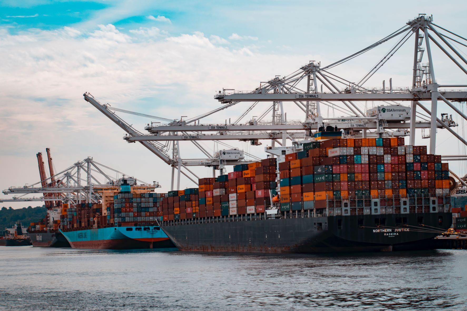 Експорт в Україні збільшився на 25,5%
