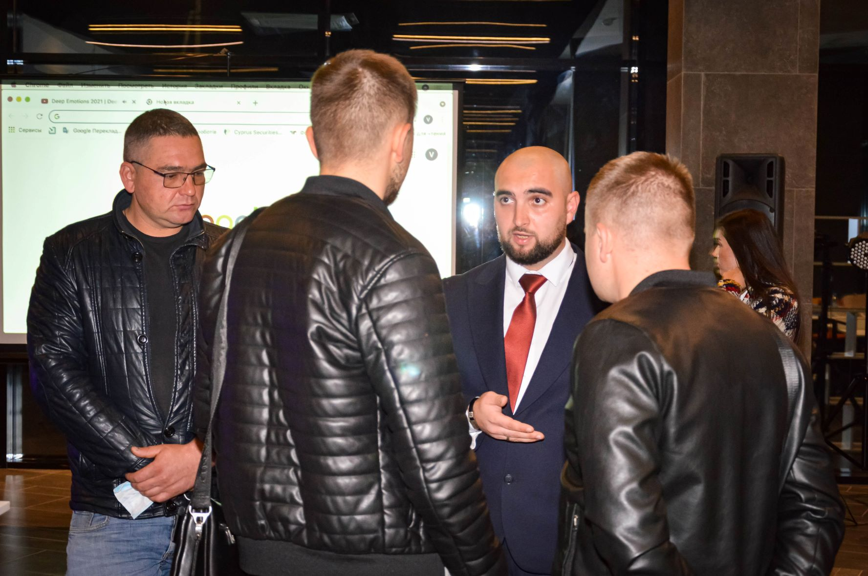 ЦБТ провів актуальну дискусійну панель в Чернівцях - 25 фото