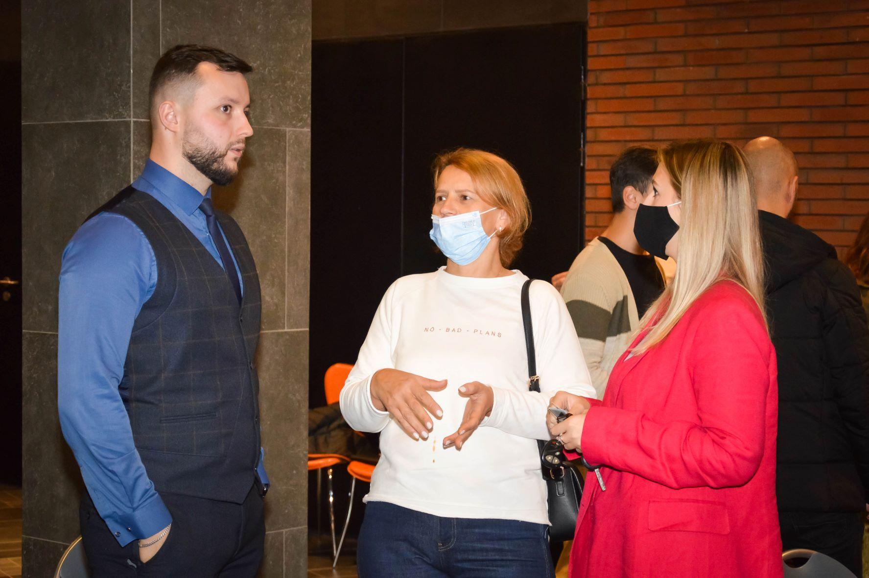 ЦБТ провів актуальну дискусійну панель в Чернівцях - 26 фото